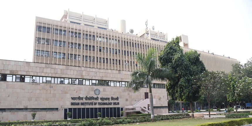 """IIT Delhi initiates fundraising campaign """"Going Further, By Giving Back"""""""