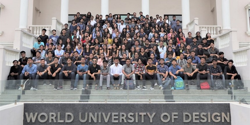 World University of Design: 100% BArch first-batch students placed