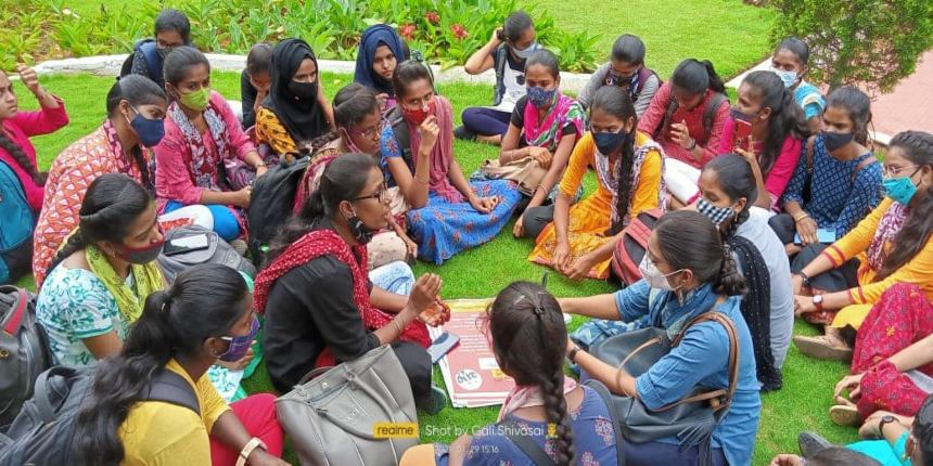 Without government aid, Asia's first polytechnic for women turns private