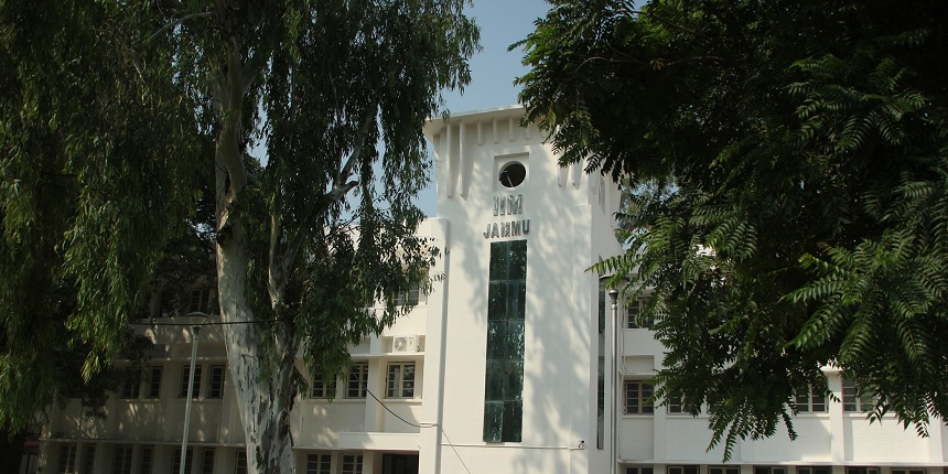 IIM Jammu launches two-year executive MBA programme for working professionals