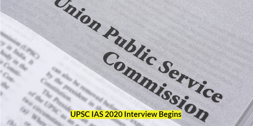 UPSC IAS 2020 interviews begin today; Check dates, timings and schedule