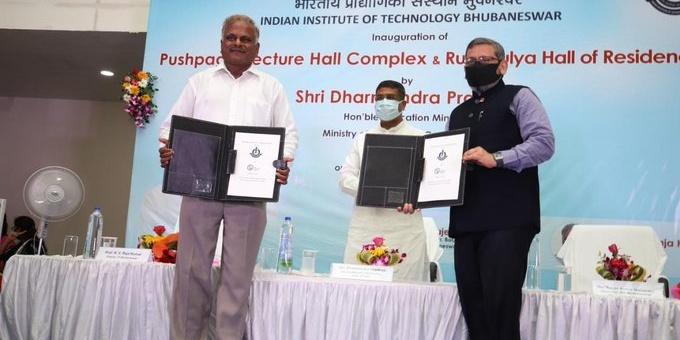 Youth will be torchbearers of self-reliant India: Dharmendra Pradhan at IIT Bhubaneswar