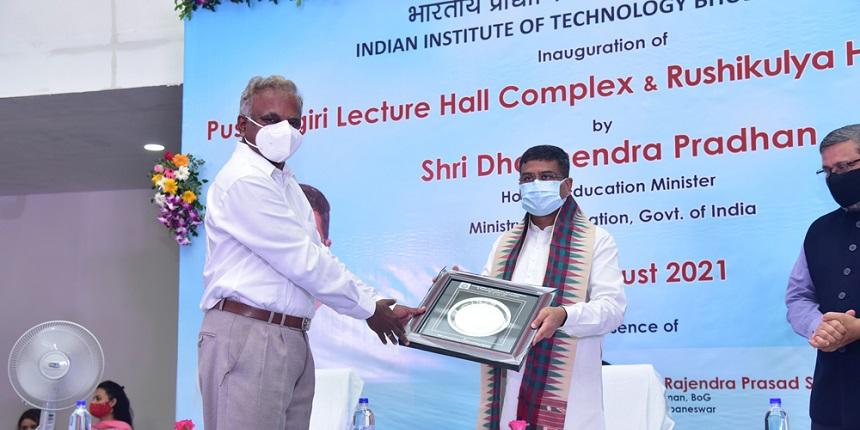 Dharmendra Pradhan initiates academic complex at IIT Bhubaneswar