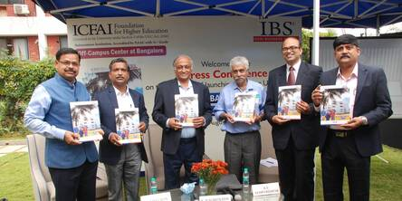 ICFAI launches BBA-MBA, BCom-MBA and BSc Data Analytics programmes