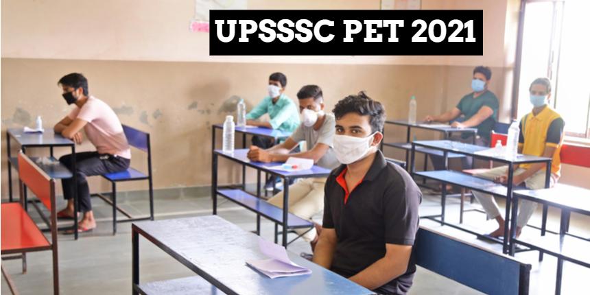 UPSSSC PET 2021 exam begins; Latecomers not allowed