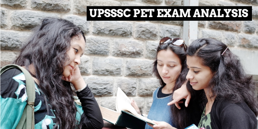 UPSSSC PET exam analysis 2021-shift 2; Economy and Current Affairs questions were tough