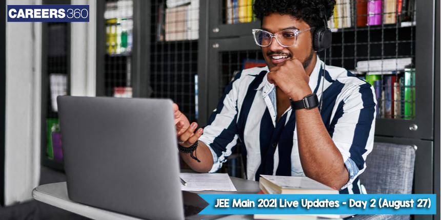 JEE Main 2021 4th Attempt Live (Aug 27): Paper analysis, answer key, question papers