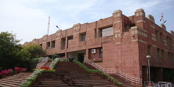 """JNU committee's recommendations """"contrary"""" to NEP 2020, say teachers"""