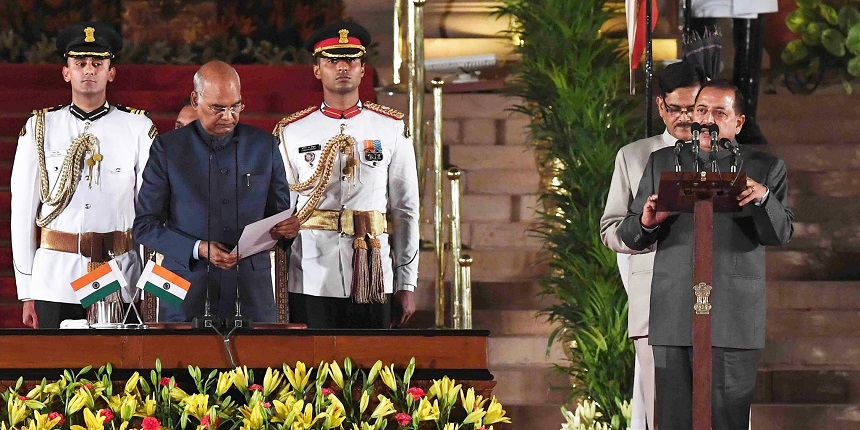 Jammu has potential to emerge as distinct integrated education model: Jitendra Singh