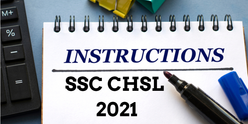 SSC CHSL 2021 - Important points to remember before exam day