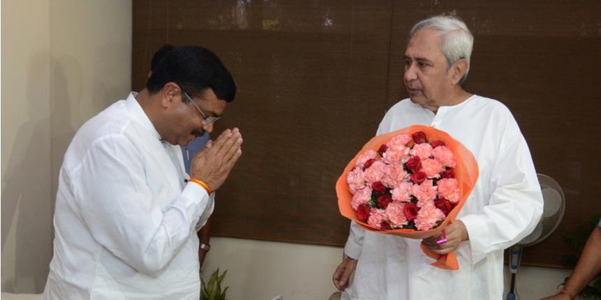 Dharmendra Pradhan seeks Odisha CM's mediation to issue marksheets to UG students