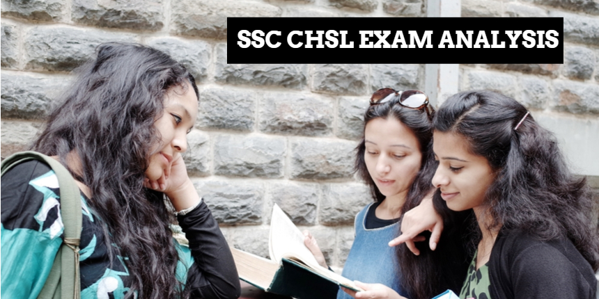 SSC CHSL exam analysis 2021 for August 6; Check difficulty level and good attempts