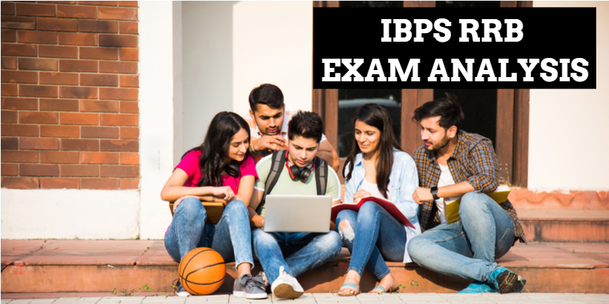 IBPS RRB exam analysis 2021 for August 8; Check good attempts and difficulty level