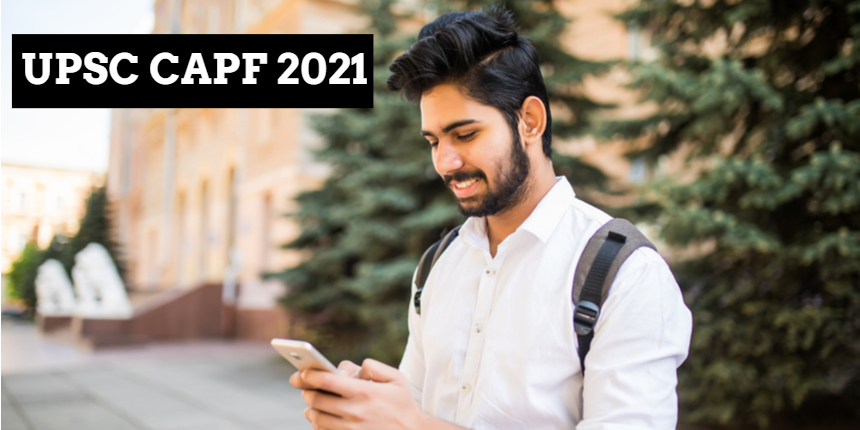 UPSC CAPF 2021 exam to begin soon; Check important guidelines to be followed