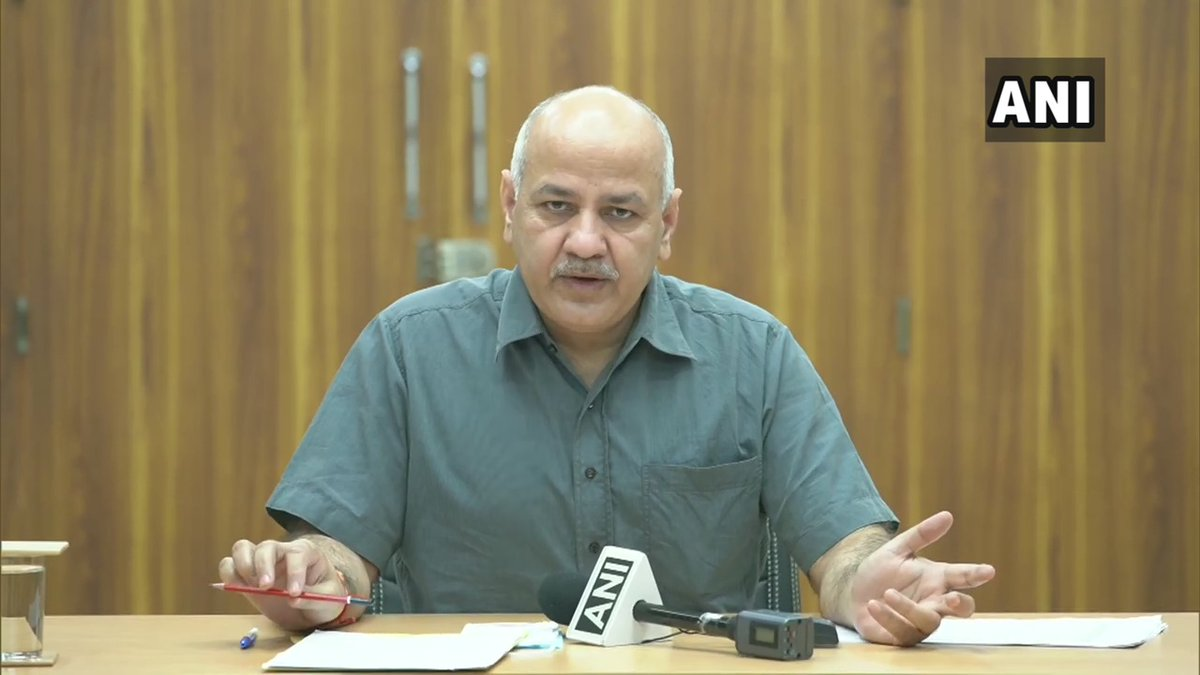 AAP govt's 'Business Blasters' project for students an investment in India's economy, says Sisodia