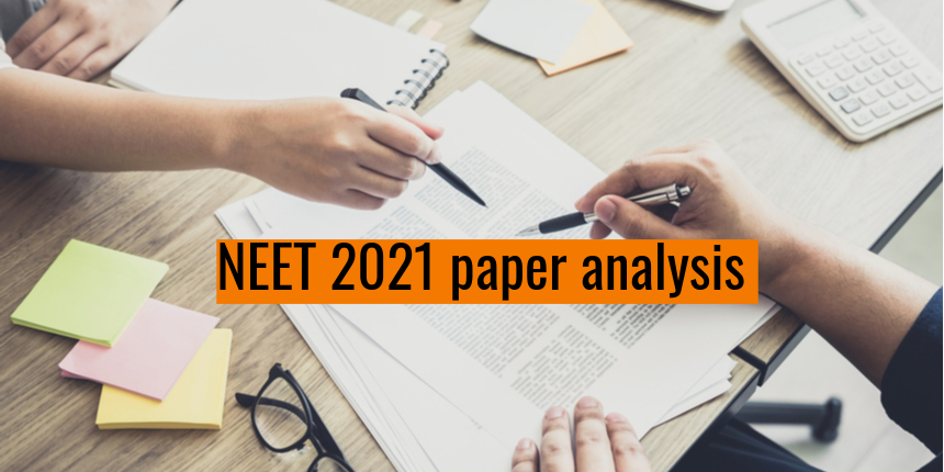NEET 2021 paper analysis released by Aakash Coaching institute; Check details here