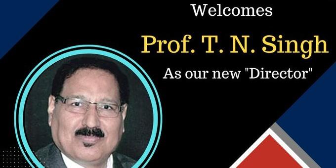 TN Singh becomes new director of IIT Patna