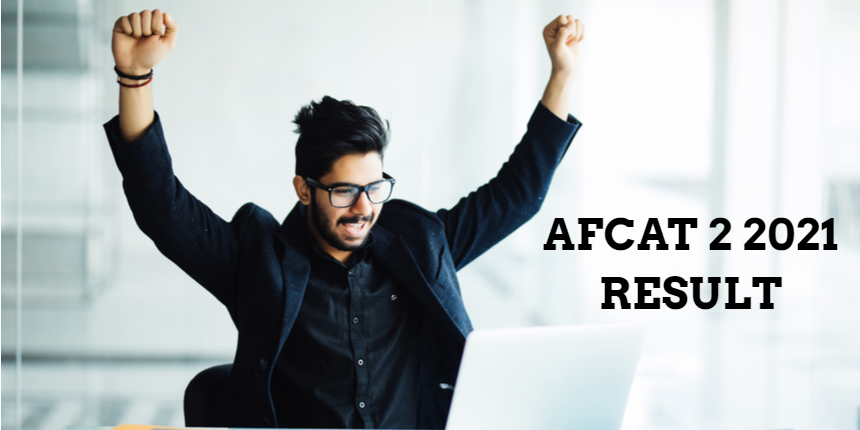 AFCAT 2 2021 result announced at afcat.cdac.in; Get direct download link here