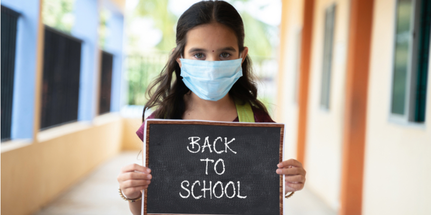 Karnataka: Schools for students of Classes 8 to 10 reopen