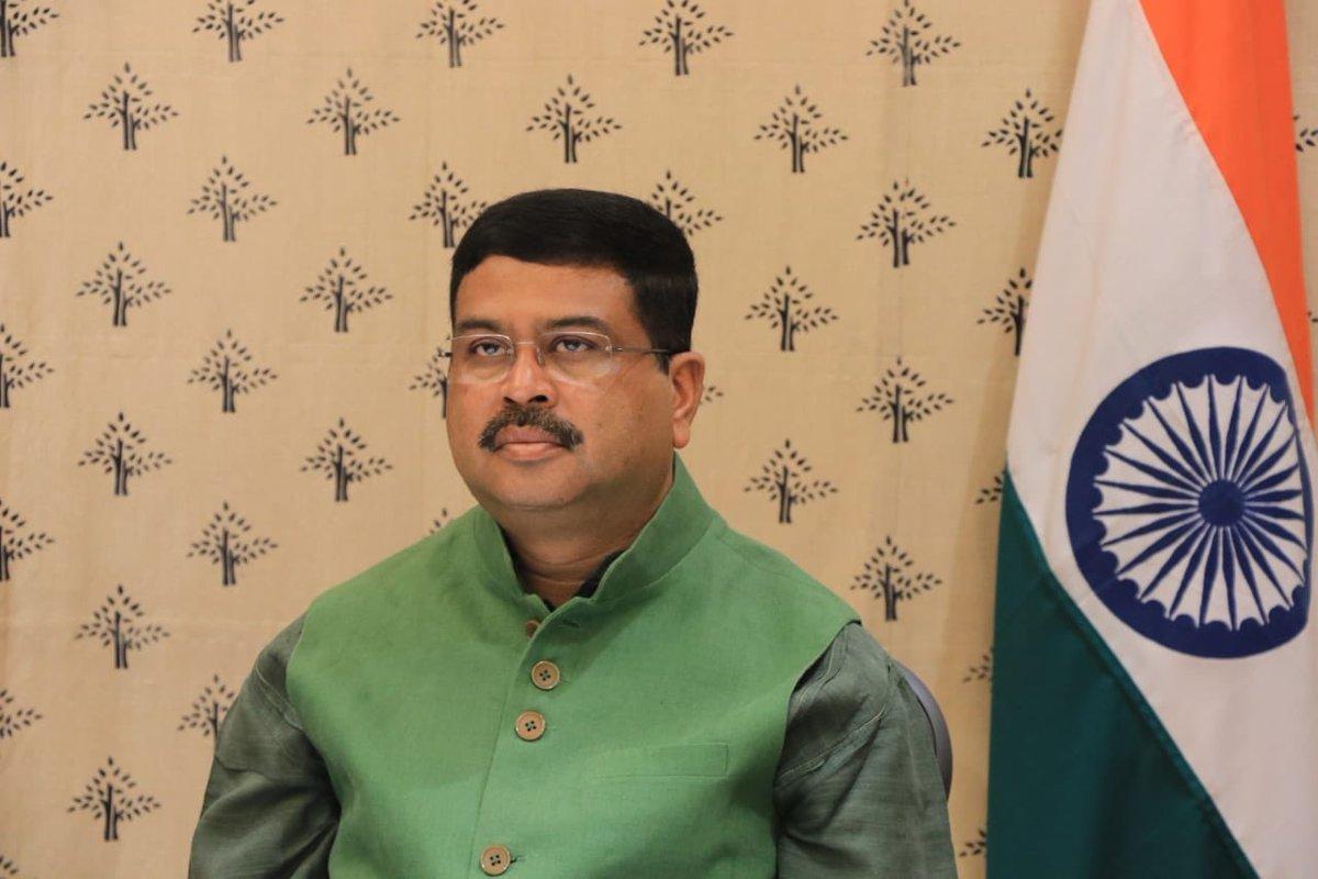Dharmendra Pradhan lays foundation stone of 3 IGNOU regional centres