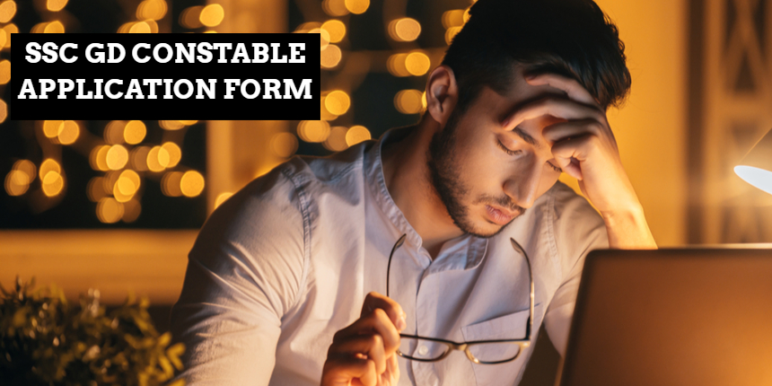 SSC GD Constable Application Form 2021- Candidates demand extension of registration date