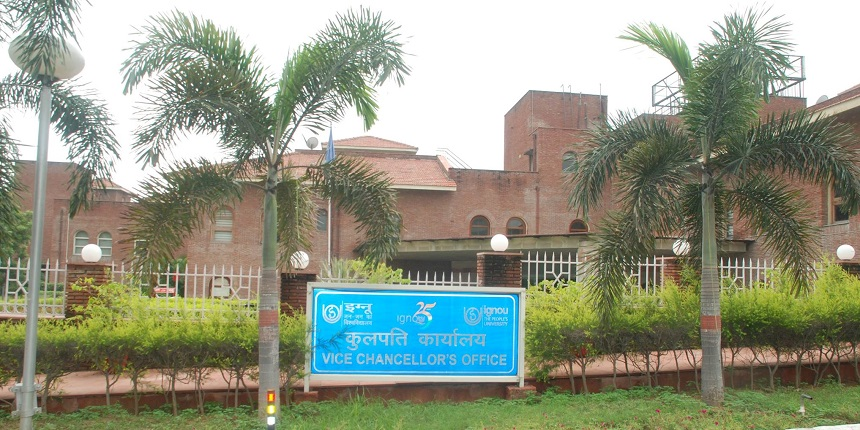IGNOU invites online applications for AICTE-approved management programmes