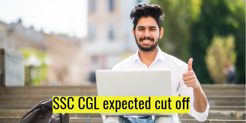 SSC CGL expected cut off 2021; Check category wise details here