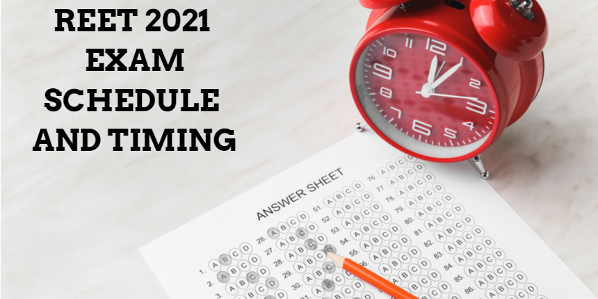 REET 2021: Know exam day schedule, timings and helpline number