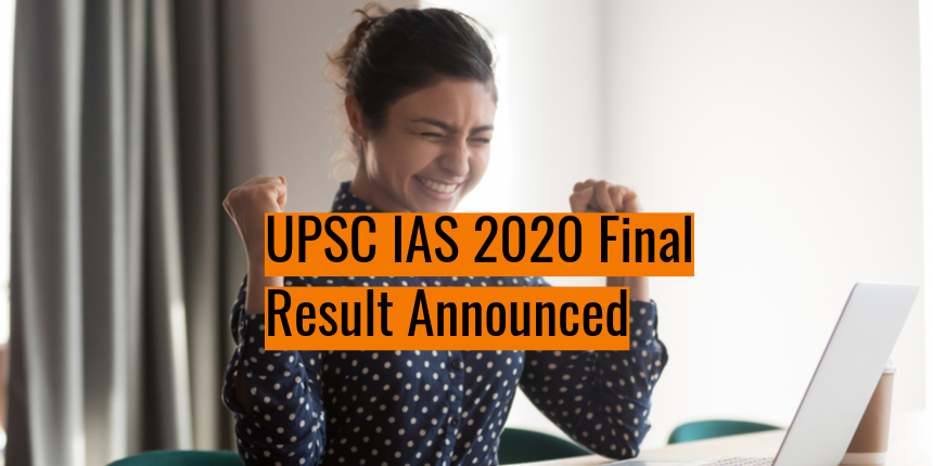 UPSC IAS 2020 final result declared at upsc.gov.in; Get direct link here
