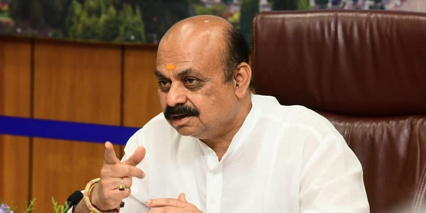 Karnataka CM defends NEP, says nothing wrong if it's RSS agenda
