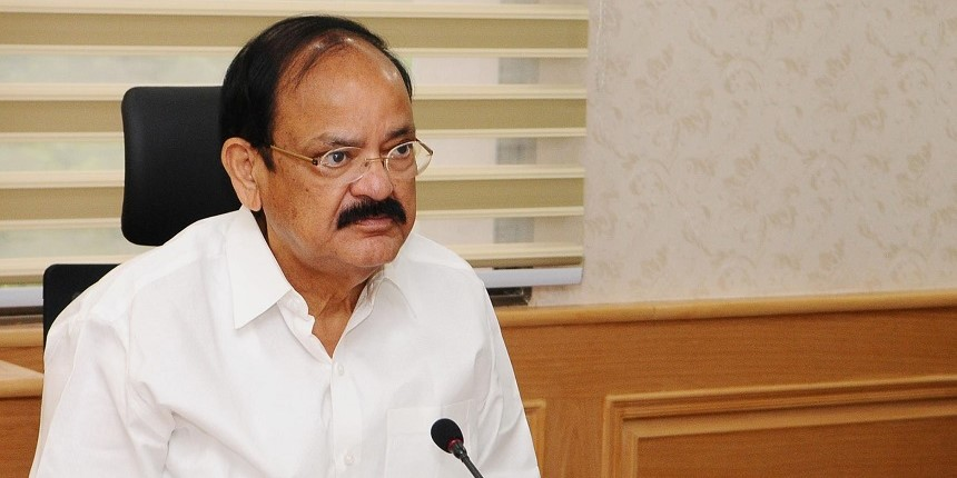 VP Naidu calls for addressing the shortage of doctors, paramedical workers in mission mode