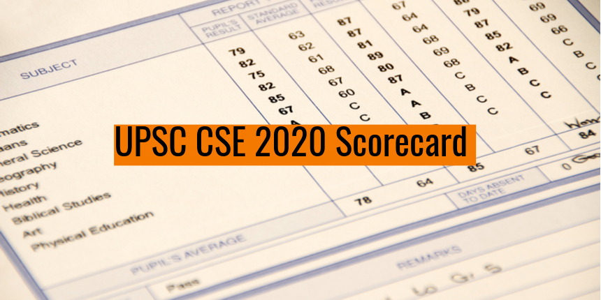 UPSC Civil Services Result 2020; Scorecard available at upsc.gov.in, download now
