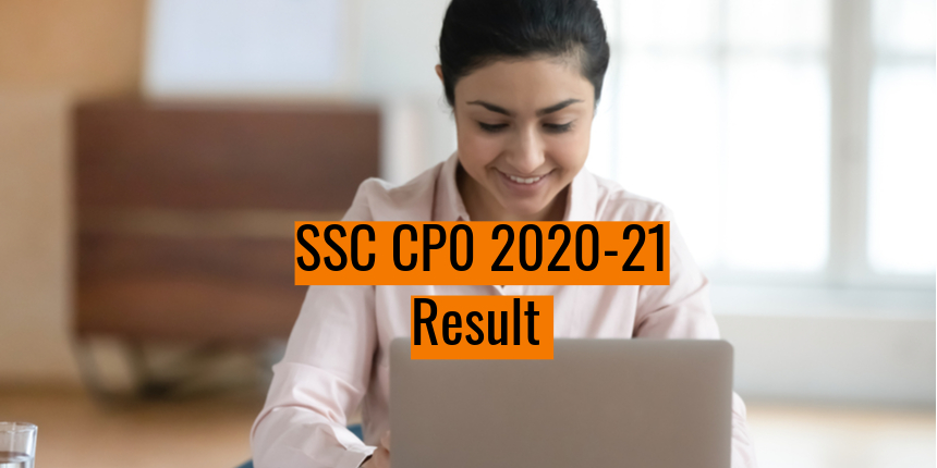 SSC CPO Result 2020- 21 declared at ssc.nic.in, 5, 572 candidates qualify