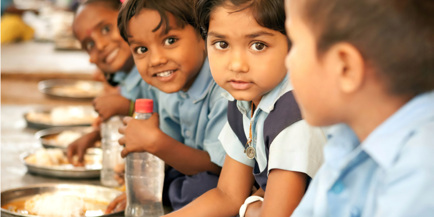 Mid-Day Meal scheme renamed as PM POSHAN; To cover pre-primary students