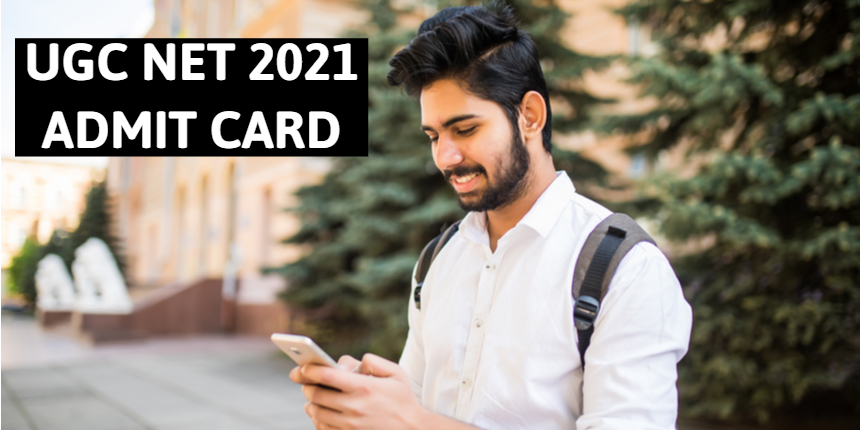 UGC NET Admit Card 2021 today at ugcnet.nta.nic.in; Check details here