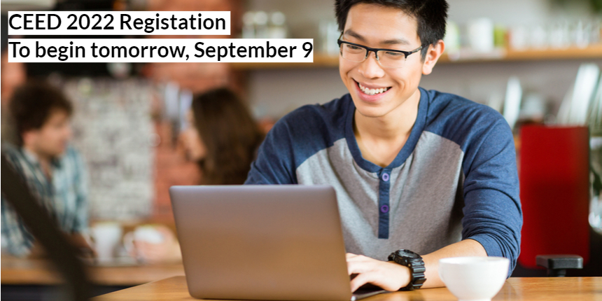 CEED 2022 application form to release tomorrow; Know how to apply