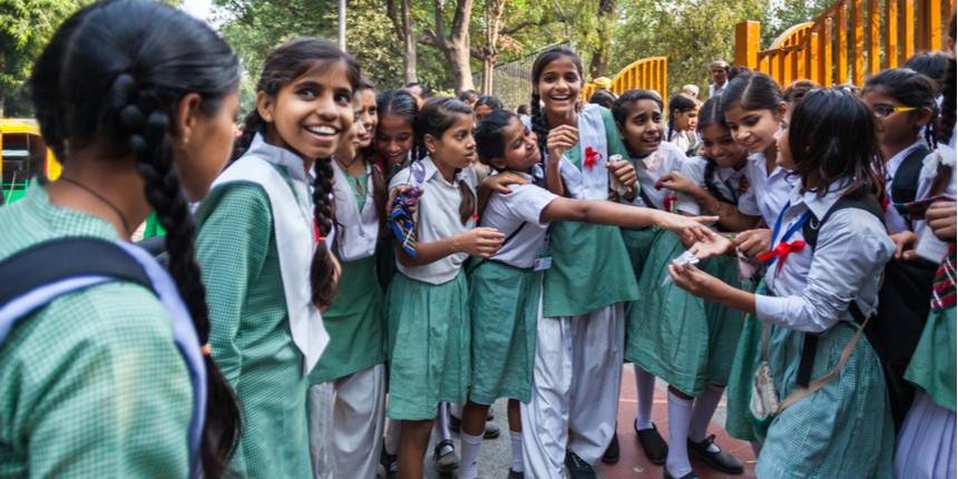 First batch of girl cadets admitted at Sainik School Kazhakootam