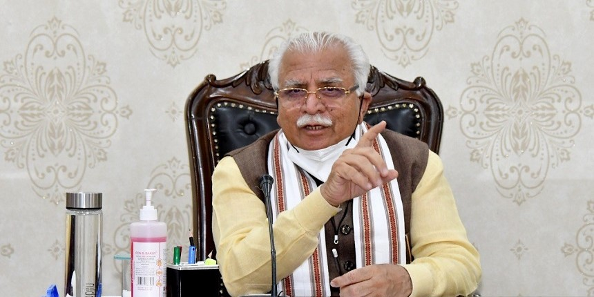 Besides giving degrees, universities should also focus on placements: Haryana CM