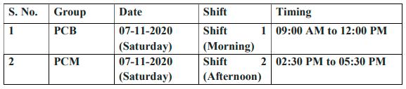 MHT-cet-schedule