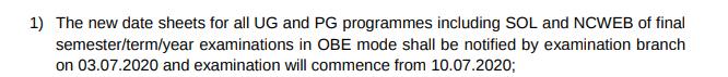 OBE-postponed