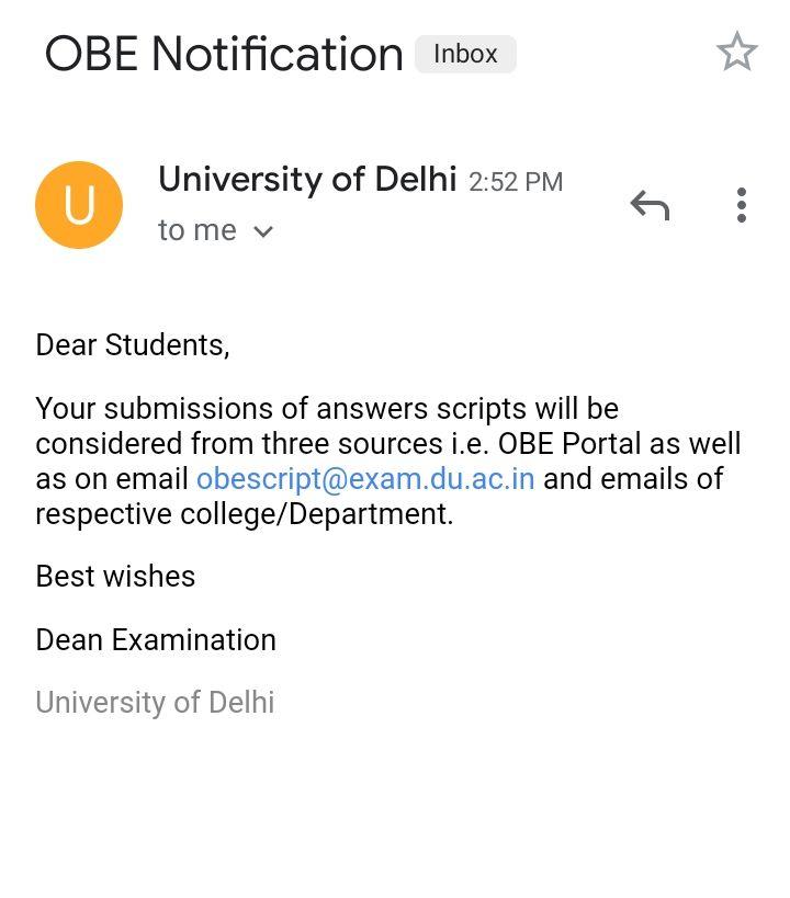 DU-final-year-exam-notification