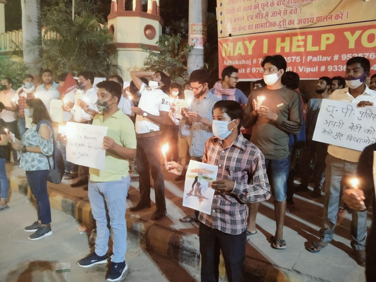 BHU-Students-protest-%20Hathras