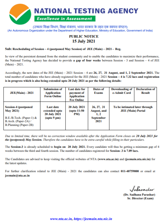 JEE-Main-official-notice