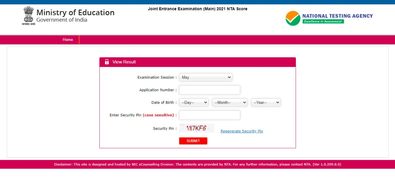 jee main .nta.nic.in results, jermain. nta.nic.in,jee main result by name, dharmendra pradhan,  national testing agency, jeemain.nta.nic.in admit card, jee main 2021 result latest update, nta.jeemain.nic, jee main result 2021 february, nta twitter, jee mains 2021 result link, sarkari ujala, nta official website, ministry of education, ntajee.nic.in 2021, digilocker