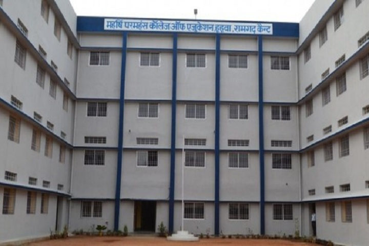 https://cache.careers360.mobi/media/colleges/social-media/media-gallery/10533/2019/5/3/Campus view of Maharshi Paramhansh College of Education_Campus-view.jpg