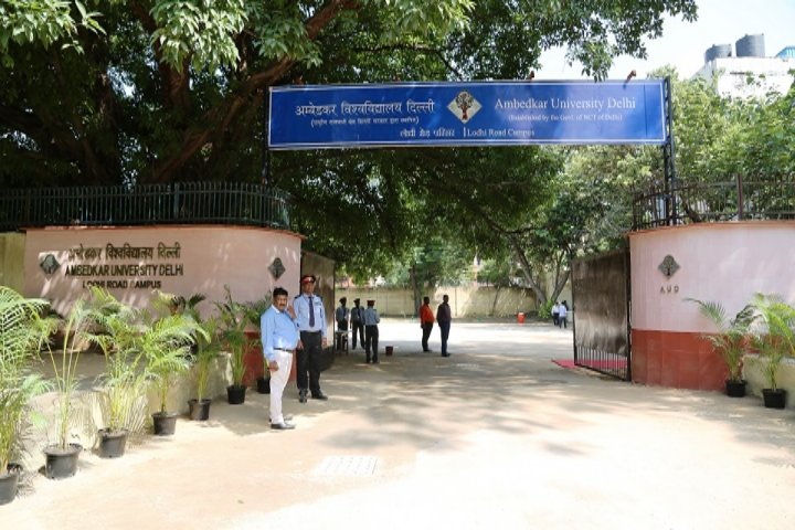 https://cache.careers360.mobi/media/colleges/social-media/media-gallery/1114/2018/9/22/Entrance Gate of Bharat Ratna Dr BR Ambedkar University Delhi_Campus-View.jpg