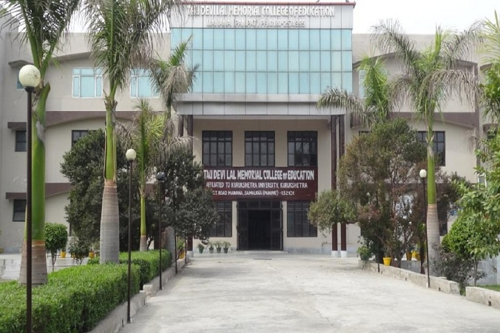 https://cache.careers360.mobi/media/colleges/social-media/media-gallery/11183/2019/2/25/Campus View of Tau Devi Lal Memorial College of Education Panipat_Campus-View.jpg