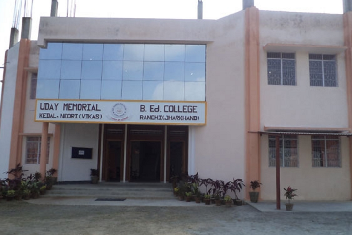 https://cache.careers360.mobi/media/colleges/social-media/media-gallery/11191/2019/2/22/Campus View of Uday Memorial B Ed College Ranchi_Campus-View.png