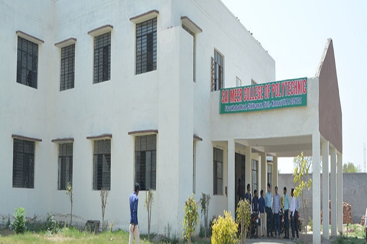 https://cache.careers360.mobi/media/colleges/social-media/media-gallery/11863/2019/2/28/Campus view of Sai Meer College of Polytechnic Kannauj_Campus-view.jpg