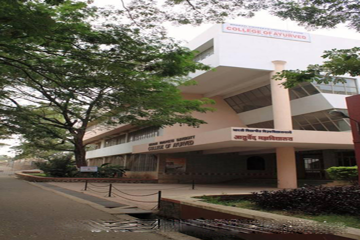 https://cache.careers360.mobi/media/colleges/social-media/media-gallery/12488/2019/1/18/Campus View of Bharati Vidyapeeth Deemed University College of Ayurved Pune_Campus-View.JPG